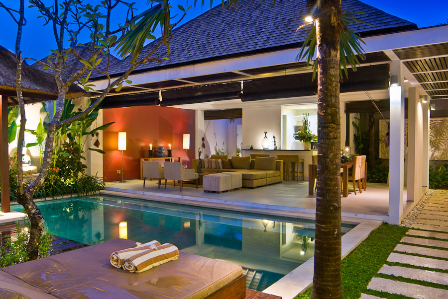 Chandra Villa Pools Are At The Heart Of Your Bali Villa
