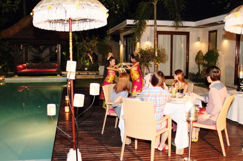Families and Groups at Chandra Villas