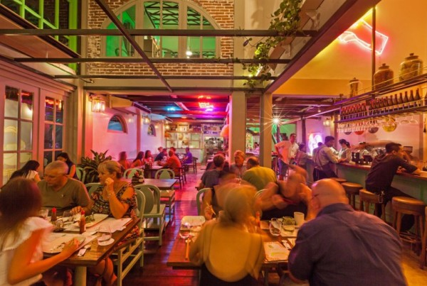 Casual Dining Places in Seminyak