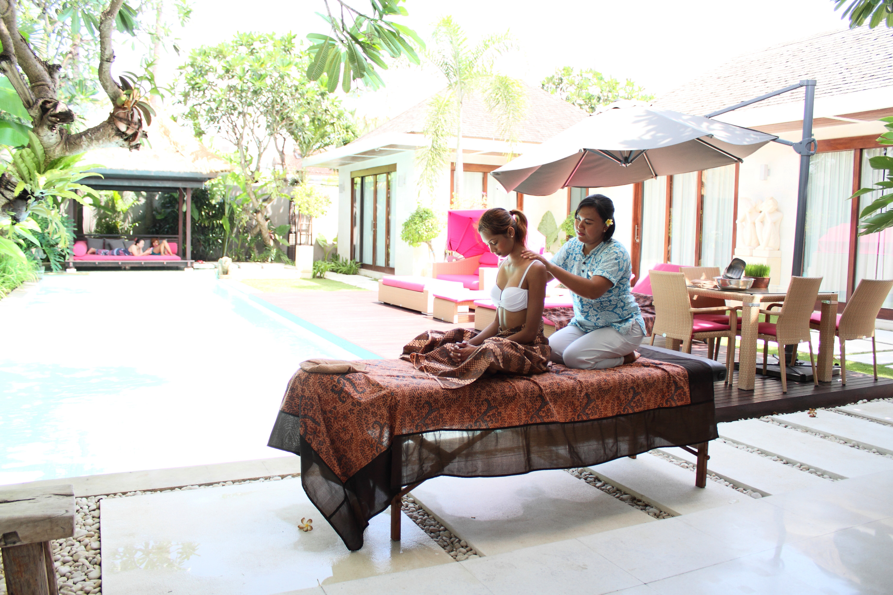 5 Spas in Bali with a Difference