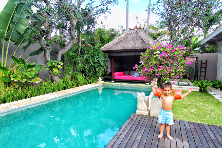 What to Do on a Family Trip to Bali