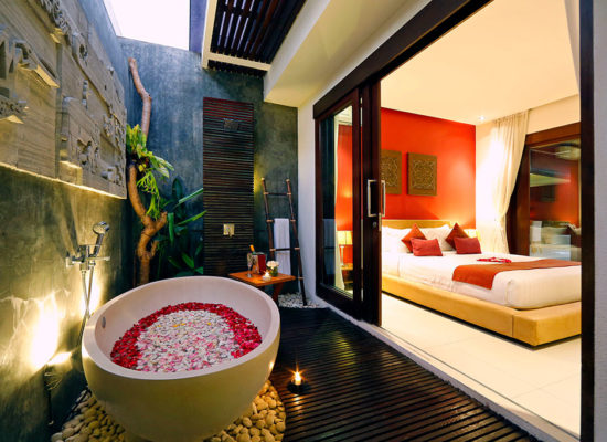 chandra bali villas romance package 14