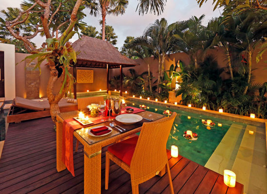 chandra bali villas romance package 16