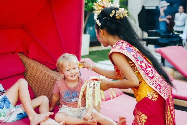 Chandravillas Bali Children Kids